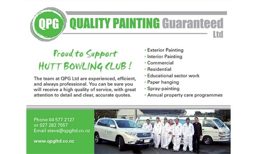 Quality Painting Guaranteed