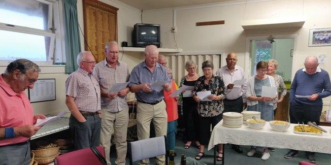 HBC Choir at Wanganui 2021